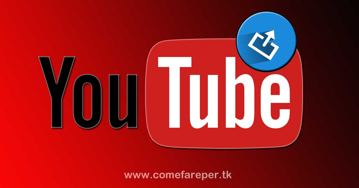 Caricare video sul canale Youtube